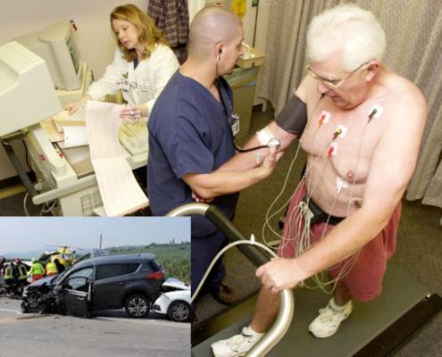 sorveglianza sanitaria e incidente stradale