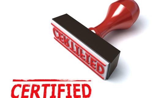 sanzioni per omessa certificazione