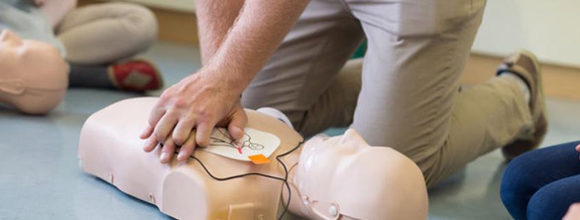 massaggio cardiaco